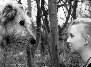 Miriam Fischer Wolfhound